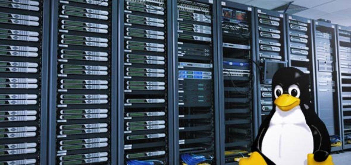 melhor servidor linux